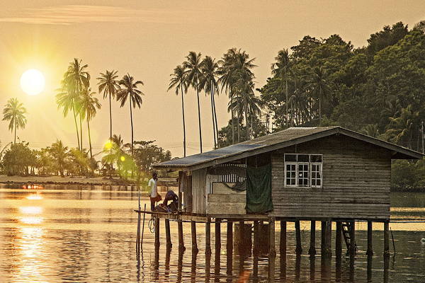 UNSPOILT PARADISES WANT TO STAY THAT WAY