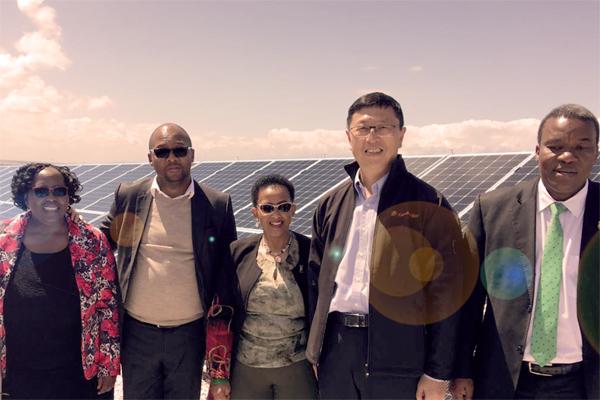 ROBBEN ISLAND SOLAR SYSTEM SHEDS LIGHT ON LEGACY OF NELSON MANDELA