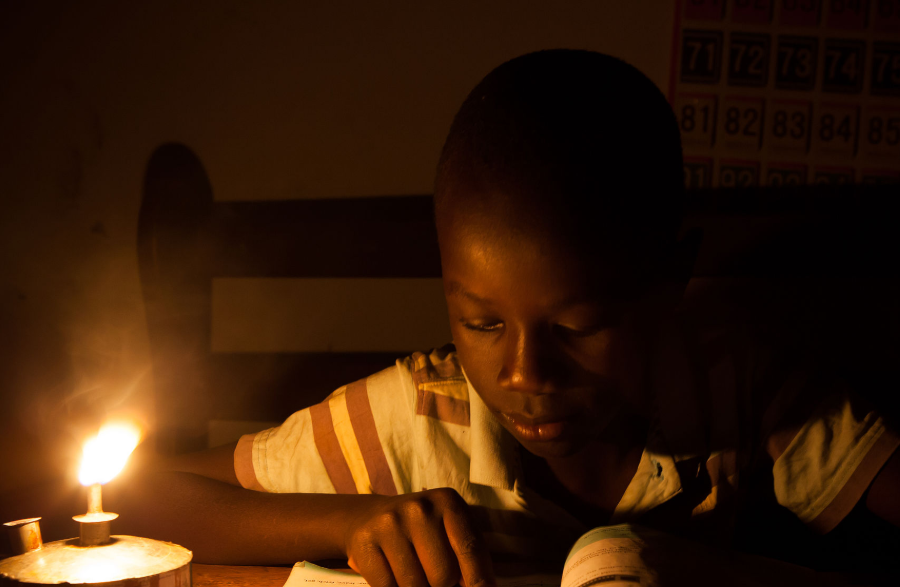 LIGHT UP AFRICA WITH SOLAR