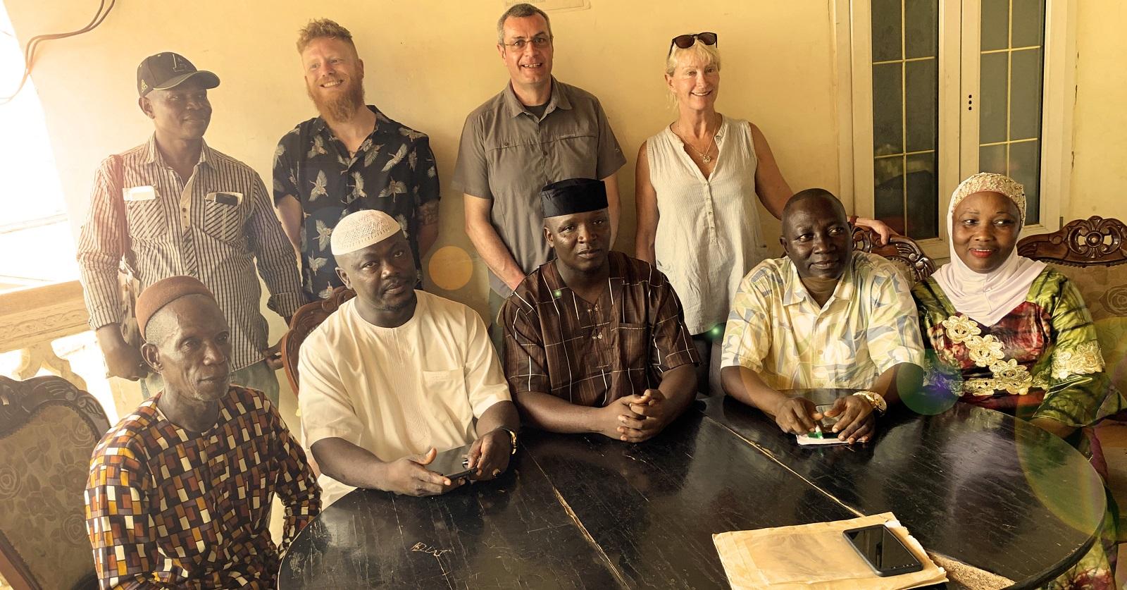 SOLAR IMPROVES MEDICAL CARE FOR THE POOREST IN SIERRA LEONE